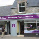 Tomintoul Museum and visitor information centre