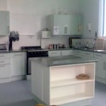 Our spacious, self-catering kitchen.